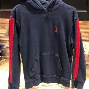 Ralph Lauren Hoodie sweatshirt size M (12/14)